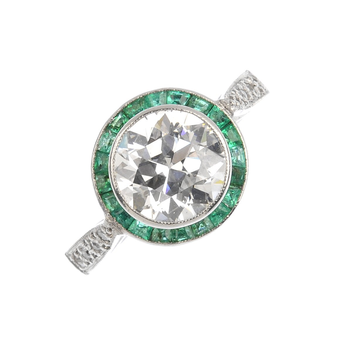 "<a href=""https://www.fellows.co.uk/2104-lot-255-A-platinum-diamond-and-emerald-cluster-ring?utm_source=Ageless%20Heirlooms&utm_medium=blog&utm_campaign=Ageless%20Heirlooms%20Vintage&utm_content=Blog%20and%20social"">LOT 255</a>"