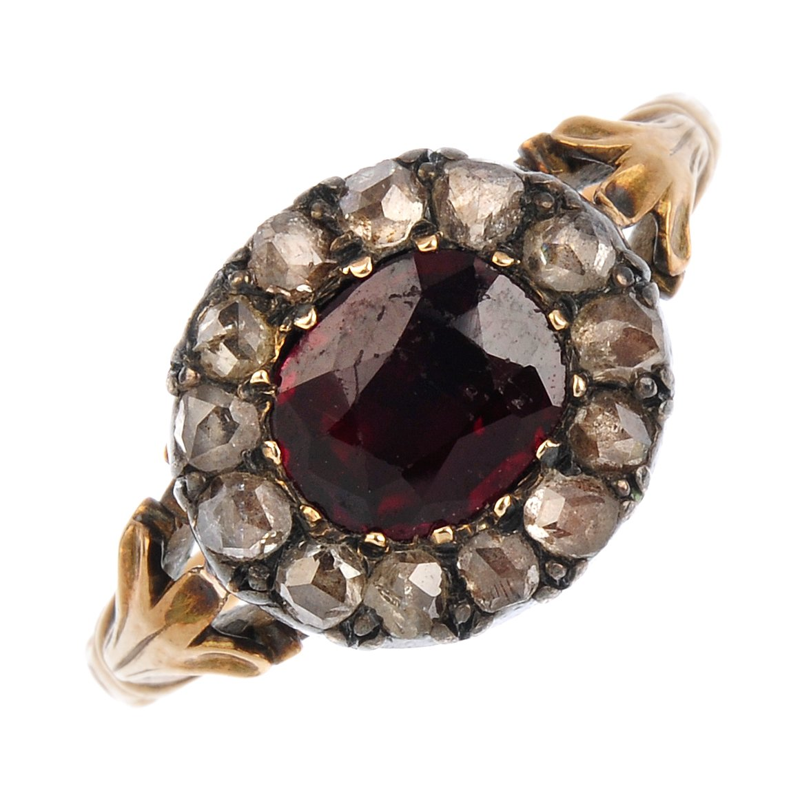 "<a href=""https://www.fellows.co.uk/2104-lot-384-A-late-Georgian-gold-garnet-and-diamond-cluster-ring?utm_source=Ageless%20Heirlooms&utm_medium=blog&utm_campaign=Ageless%20Heirlooms%20Vintage&utm_content=Blog%20and%20social"">LOT 384</a>"