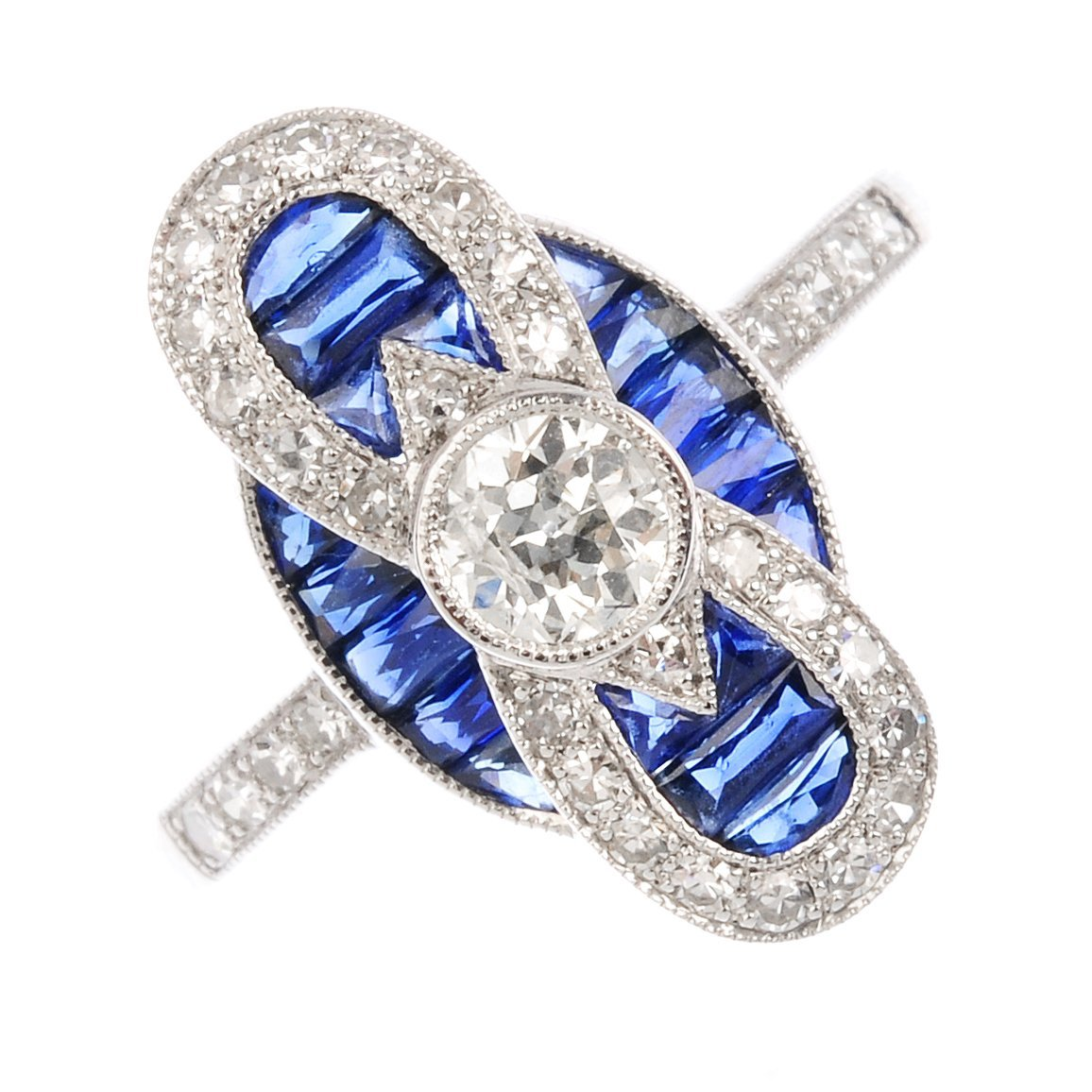 """<a href=""""https://www.fellows.co.uk/2104-lot-89-A-sapphire-and-diamond-dress-ring?utm_source=Ageless%20Heirlooms&utm_medium=blog&utm_campaign=Ageless%20Heirlooms%20Vintage&utm_content=Blog%20and%20social"""">LOT 89</a>"""